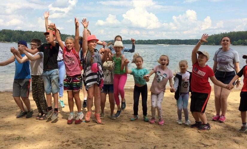 детский оздоровительный лагерь в Подмосковье фото