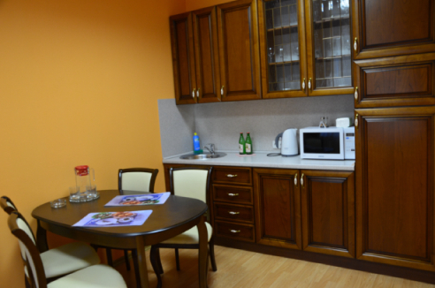 кухня лагеря для детей фото