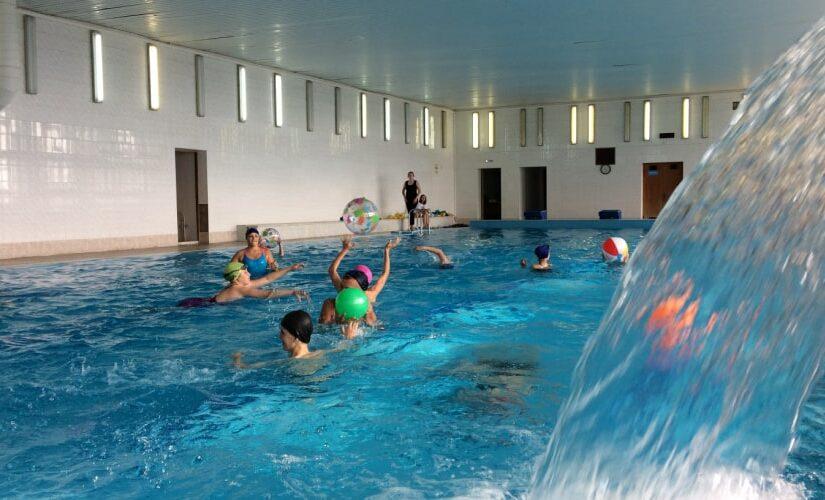 спортивный лагерь в Подмосковье фото