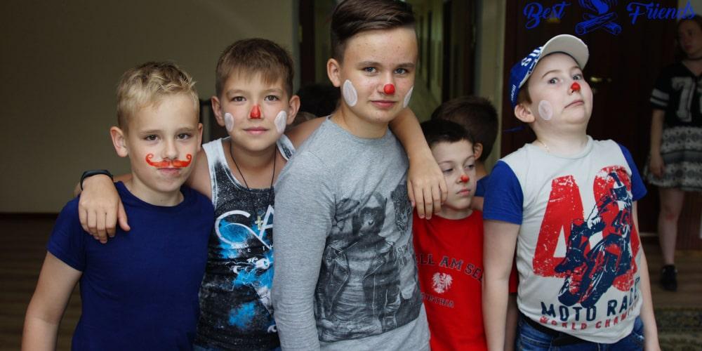 лагерь для детей в Подмосковье
