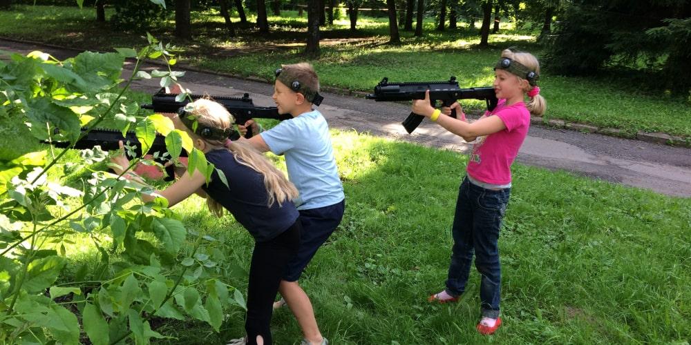 Детский лагерь на лето 2019 вблизи Константиново
