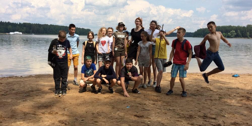 загородный лагерь вблизи Жуковского